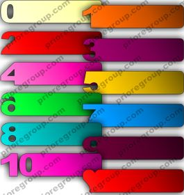 Numerical bars